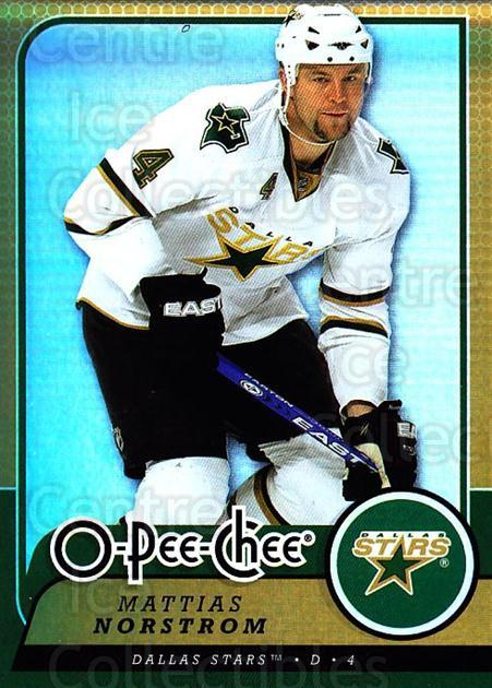 2008-09 O-pee-chee Gold #381 Mattias Norstrom<br/>1 In Stock - $2.00 each - <a href=https://centericecollectibles.foxycart.com/cart?name=2008-09%20O-pee-chee%20Gold%20%23381%20Mattias%20Norstro...&quantity_max=1&price=$2.00&code=290464 class=foxycart> Buy it now! </a>