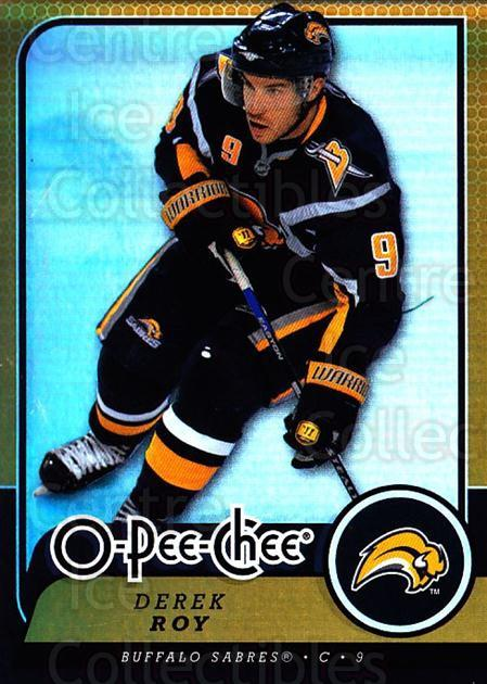 2008-09 O-pee-chee Gold #391 Derek Roy<br/>1 In Stock - $2.00 each - <a href=https://centericecollectibles.foxycart.com/cart?name=2008-09%20O-pee-chee%20Gold%20%23391%20Derek%20Roy...&quantity_max=1&price=$2.00&code=290474 class=foxycart> Buy it now! </a>
