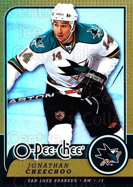 2008-09 O-pee-chee Gold #396 Jonathan Cheechoo<br/>1 In Stock - $2.00 each - <a href=https://centericecollectibles.foxycart.com/cart?name=2008-09%20O-pee-chee%20Gold%20%23396%20Jonathan%20Cheech...&quantity_max=1&price=$2.00&code=290479 class=foxycart> Buy it now! </a>