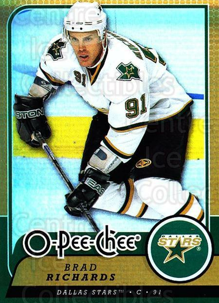 2008-09 O-pee-chee Gold #411 Brad Richards<br/>1 In Stock - $2.00 each - <a href=https://centericecollectibles.foxycart.com/cart?name=2008-09%20O-pee-chee%20Gold%20%23411%20Brad%20Richards...&quantity_max=1&price=$2.00&code=290494 class=foxycart> Buy it now! </a>
