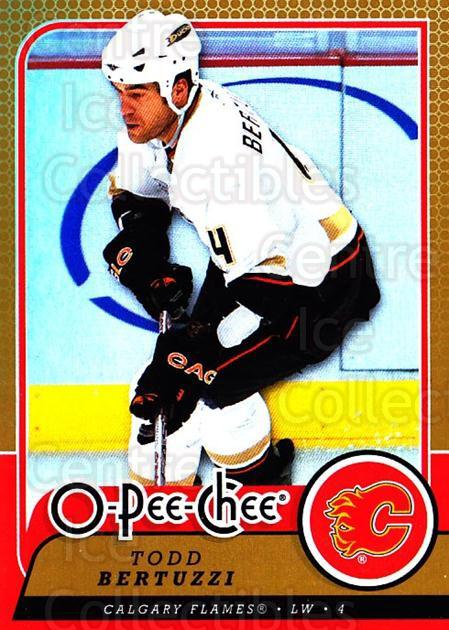 2008-09 O-pee-chee Gold #412 Todd Bertuzzi<br/>1 In Stock - $2.00 each - <a href=https://centericecollectibles.foxycart.com/cart?name=2008-09%20O-pee-chee%20Gold%20%23412%20Todd%20Bertuzzi...&quantity_max=1&price=$2.00&code=290495 class=foxycart> Buy it now! </a>
