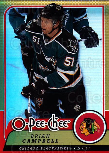 2008-09 O-pee-chee Gold #415 Brian Campbell<br/>1 In Stock - $2.00 each - <a href=https://centericecollectibles.foxycart.com/cart?name=2008-09%20O-pee-chee%20Gold%20%23415%20Brian%20Campbell...&quantity_max=1&price=$2.00&code=290498 class=foxycart> Buy it now! </a>