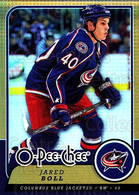 2008-09 O-pee-chee Gold #465 Jared Boll<br/>1 In Stock - $2.00 each - <a href=https://centericecollectibles.foxycart.com/cart?name=2008-09%20O-pee-chee%20Gold%20%23465%20Jared%20Boll...&quantity_max=1&price=$2.00&code=290548 class=foxycart> Buy it now! </a>