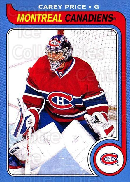 2008-09 O-pee-chee Retro #177 Carey Price<br/>1 In Stock - $10.00 each - <a href=https://centericecollectibles.foxycart.com/cart?name=2008-09%20O-pee-chee%20Retro%20%23177%20Carey%20Price...&price=$10.00&code=291060 class=foxycart> Buy it now! </a>