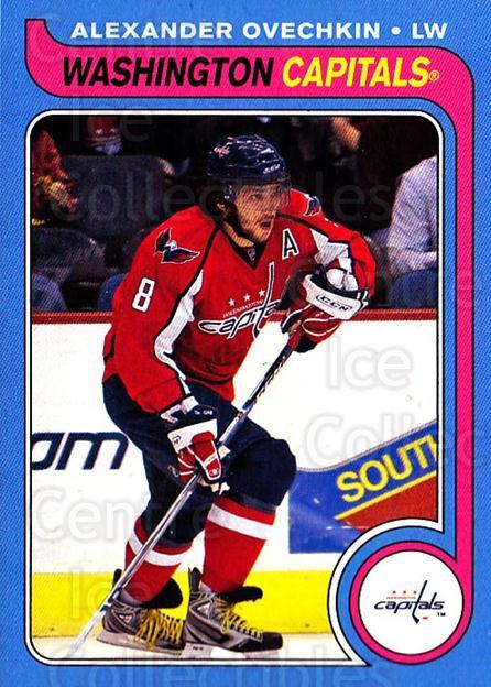 2008-09 O-pee-chee Retro #278 Alexander Ovechkin<br/>1 In Stock - $5.00 each - <a href=https://centericecollectibles.foxycart.com/cart?name=2008-09%20O-pee-chee%20Retro%20%23278%20Alexander%20Ovech...&price=$5.00&code=291161 class=foxycart> Buy it now! </a>
