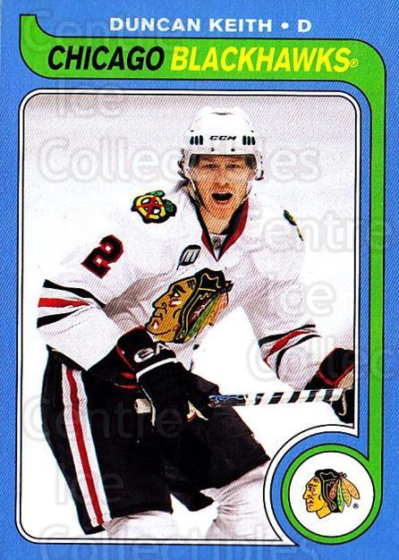 2008-09 O-pee-chee Retro #332 Duncan Keith<br/>2 In Stock - $2.00 each - <a href=https://centericecollectibles.foxycart.com/cart?name=2008-09%20O-pee-chee%20Retro%20%23332%20Duncan%20Keith...&quantity_max=2&price=$2.00&code=291215 class=foxycart> Buy it now! </a>