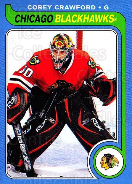 2008-09 O-pee-chee Retro #351 Corey Crawford<br/>1 In Stock - $2.00 each - <a href=https://centericecollectibles.foxycart.com/cart?name=2008-09%20O-pee-chee%20Retro%20%23351%20Corey%20Crawford...&quantity_max=1&price=$2.00&code=291234 class=foxycart> Buy it now! </a>