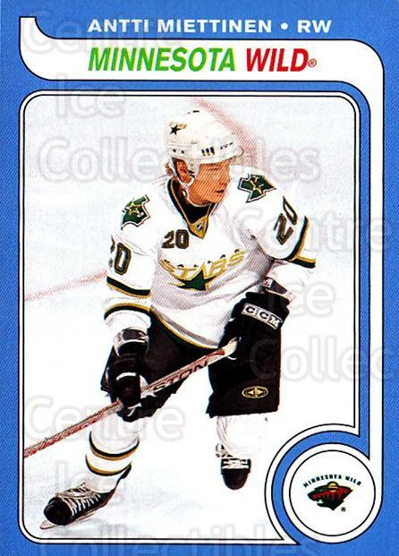2008-09 O-pee-chee Retro #406 Antti Miettinen<br/>2 In Stock - $2.00 each - <a href=https://centericecollectibles.foxycart.com/cart?name=2008-09%20O-pee-chee%20Retro%20%23406%20Antti%20Miettinen...&quantity_max=2&price=$2.00&code=291289 class=foxycart> Buy it now! </a>