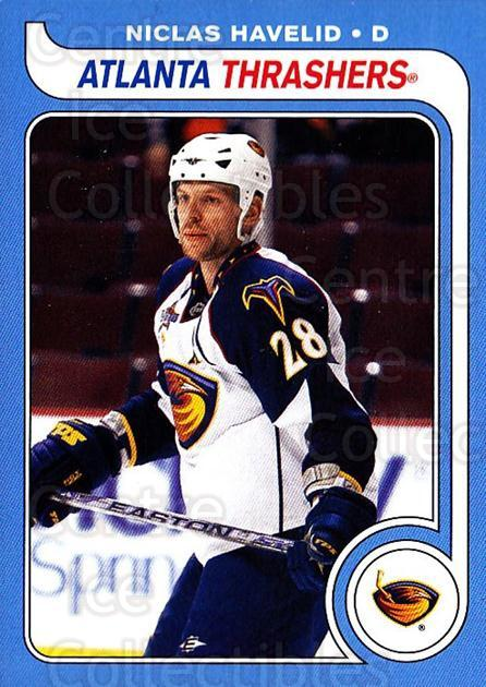 2008-09 O-pee-chee Retro #470 Niclas Havelid<br/>2 In Stock - $2.00 each - <a href=https://centericecollectibles.foxycart.com/cart?name=2008-09%20O-pee-chee%20Retro%20%23470%20Niclas%20Havelid...&quantity_max=2&price=$2.00&code=291353 class=foxycart> Buy it now! </a>