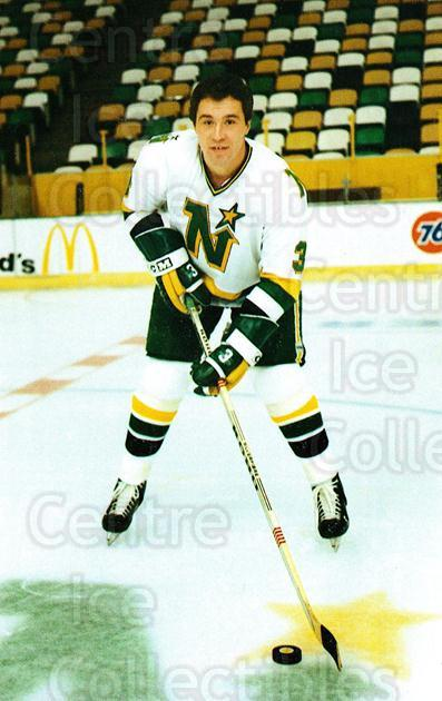1982-83 Minnesota North Stars Postcards #1 Fred Barrett<br/>2 In Stock - $3.00 each - <a href=https://centericecollectibles.foxycart.com/cart?name=1982-83%20Minnesota%20North%20Stars%20Postcards%20%231%20Fred%20Barrett...&quantity_max=2&price=$3.00&code=29208 class=foxycart> Buy it now! </a>