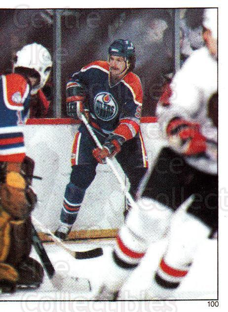 1982-83 O-Pee-Chee Stickers #100 Glenn Anderson<br/>5 In Stock - $2.00 each - <a href=https://centericecollectibles.foxycart.com/cart?name=1982-83%20O-Pee-Chee%20Stickers%20%23100%20Glenn%20Anderson...&quantity_max=5&price=$2.00&code=29227 class=foxycart> Buy it now! </a>