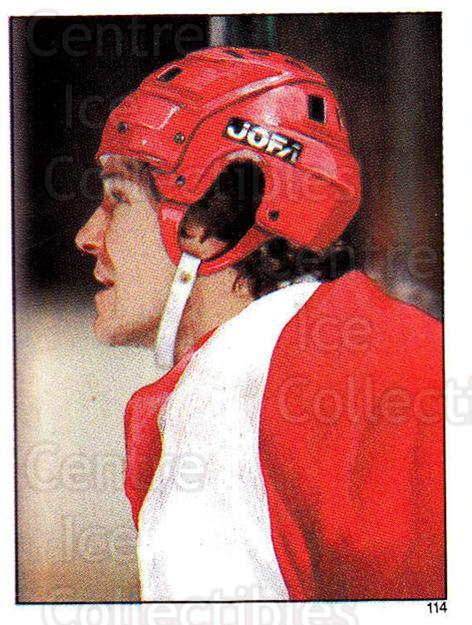 1982-83 O-Pee-Chee Stickers #114 Darryl Sittler<br/>6 In Stock - $2.00 each - <a href=https://centericecollectibles.foxycart.com/cart?name=1982-83%20O-Pee-Chee%20Stickers%20%23114%20Darryl%20Sittler...&quantity_max=6&price=$2.00&code=29240 class=foxycart> Buy it now! </a>
