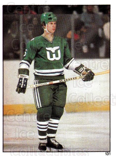 1982-83 O-Pee-Chee Stickers #131 Mark Howe<br/>4 In Stock - $2.00 each - <a href=https://centericecollectibles.foxycart.com/cart?name=1982-83%20O-Pee-Chee%20Stickers%20%23131%20Mark%20Howe...&quantity_max=4&price=$2.00&code=29259 class=foxycart> Buy it now! </a>