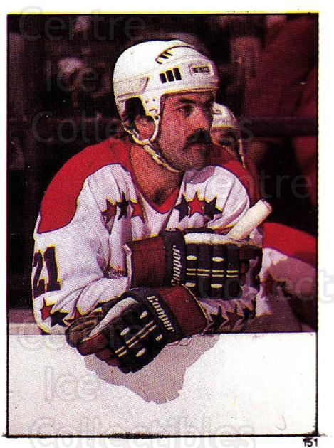 1982-83 O-Pee-Chee Stickers #151 Dennis Maruk<br/>6 In Stock - $2.00 each - <a href=https://centericecollectibles.foxycart.com/cart?name=1982-83%20O-Pee-Chee%20Stickers%20%23151%20Dennis%20Maruk...&quantity_max=6&price=$2.00&code=29280 class=foxycart> Buy it now! </a>