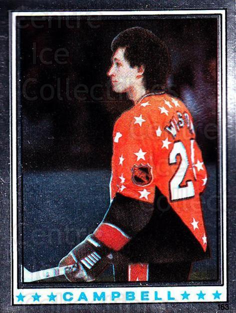 1982-83 O-Pee-Chee Stickers #163 Doug Wilson<br/>6 In Stock - $2.00 each - <a href=https://centericecollectibles.foxycart.com/cart?name=1982-83%20O-Pee-Chee%20Stickers%20%23163%20Doug%20Wilson...&quantity_max=6&price=$2.00&code=29292 class=foxycart> Buy it now! </a>