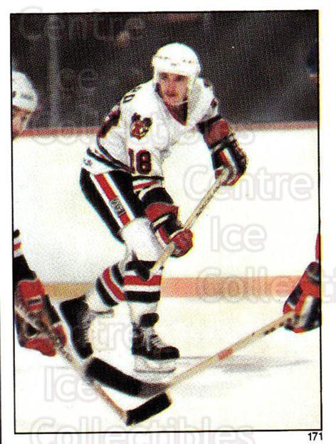 1982-83 O-Pee-Chee Stickers #171 Denis Savard<br/>4 In Stock - $2.00 each - <a href=https://centericecollectibles.foxycart.com/cart?name=1982-83%20O-Pee-Chee%20Stickers%20%23171%20Denis%20Savard...&quantity_max=4&price=$2.00&code=29300 class=foxycart> Buy it now! </a>