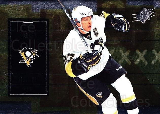 2009-10 Spx #1 Sidney Crosby<br/>1 In Stock - $3.00 each - <a href=https://centericecollectibles.foxycart.com/cart?name=2009-10%20Spx%20%231%20Sidney%20Crosby...&price=$3.00&code=293303 class=foxycart> Buy it now! </a>