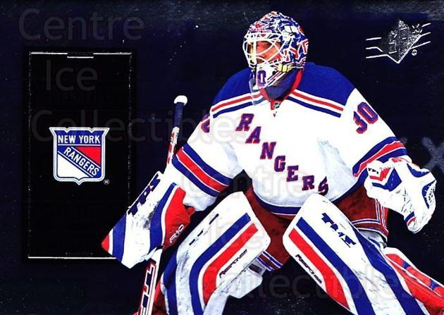 2009-10 Spx #4 Henrik Lundqvist<br/>5 In Stock - $2.00 each - <a href=https://centericecollectibles.foxycart.com/cart?name=2009-10%20Spx%20%234%20Henrik%20Lundqvis...&quantity_max=5&price=$2.00&code=293306 class=foxycart> Buy it now! </a>