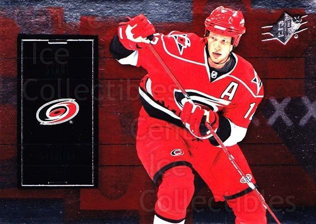 2009-10 Spx #13 Eric Staal<br/>5 In Stock - $1.00 each - <a href=https://centericecollectibles.foxycart.com/cart?name=2009-10%20Spx%20%2313%20Eric%20Staal...&quantity_max=5&price=$1.00&code=293315 class=foxycart> Buy it now! </a>