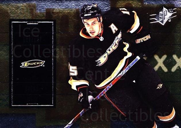 2009-10 Spx #21 Ryan Getzlaf<br/>5 In Stock - $1.00 each - <a href=https://centericecollectibles.foxycart.com/cart?name=2009-10%20Spx%20%2321%20Ryan%20Getzlaf...&quantity_max=5&price=$1.00&code=293323 class=foxycart> Buy it now! </a>