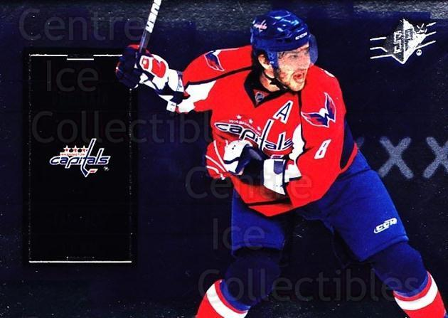 2009-10 Spx #22 Alexander Ovechkin<br/>5 In Stock - $2.00 each - <a href=https://centericecollectibles.foxycart.com/cart?name=2009-10%20Spx%20%2322%20Alexander%20Ovech...&quantity_max=5&price=$2.00&code=293324 class=foxycart> Buy it now! </a>