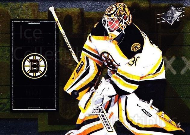 2009-10 Spx #23 Tim Thomas<br/>4 In Stock - $1.00 each - <a href=https://centericecollectibles.foxycart.com/cart?name=2009-10%20Spx%20%2323%20Tim%20Thomas...&quantity_max=4&price=$1.00&code=293325 class=foxycart> Buy it now! </a>