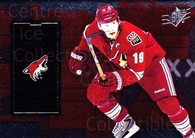 2009-10 Spx #30 Shane Doan<br/>5 In Stock - $1.00 each - <a href=https://centericecollectibles.foxycart.com/cart?name=2009-10%20Spx%20%2330%20Shane%20Doan...&quantity_max=5&price=$1.00&code=293332 class=foxycart> Buy it now! </a>