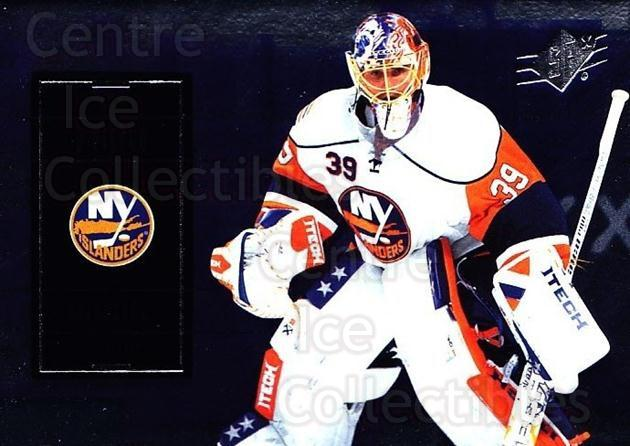 2009-10 Spx #40 Rick DiPietro<br/>5 In Stock - $1.00 each - <a href=https://centericecollectibles.foxycart.com/cart?name=2009-10%20Spx%20%2340%20Rick%20DiPietro...&quantity_max=5&price=$1.00&code=293342 class=foxycart> Buy it now! </a>