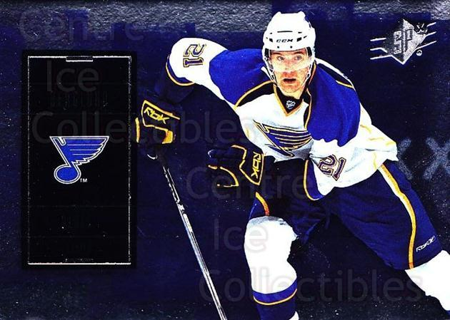 2009-10 Spx #51 Patrik Berglund<br/>4 In Stock - $1.00 each - <a href=https://centericecollectibles.foxycart.com/cart?name=2009-10%20Spx%20%2351%20Patrik%20Berglund...&quantity_max=4&price=$1.00&code=293353 class=foxycart> Buy it now! </a>