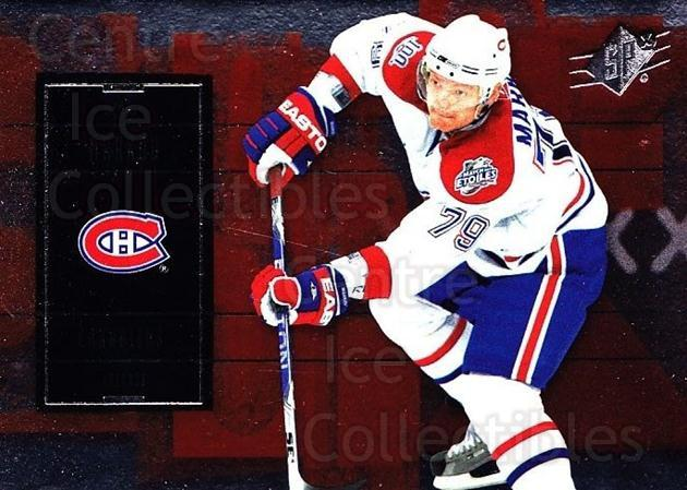 2009-10 Spx #53 Andrei Markov<br/>4 In Stock - $1.00 each - <a href=https://centericecollectibles.foxycart.com/cart?name=2009-10%20Spx%20%2353%20Andrei%20Markov...&quantity_max=4&price=$1.00&code=293355 class=foxycart> Buy it now! </a>