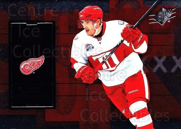 2009-10 Spx #54 Pavel Datsyuk<br/>4 In Stock - $2.00 each - <a href=https://centericecollectibles.foxycart.com/cart?name=2009-10%20Spx%20%2354%20Pavel%20Datsyuk...&quantity_max=4&price=$2.00&code=293356 class=foxycart> Buy it now! </a>