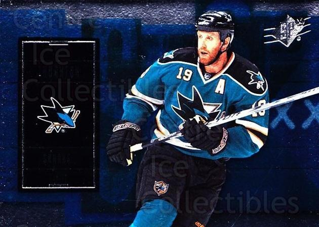 2009-10 Spx #65 Joe Thornton<br/>5 In Stock - $1.00 each - <a href=https://centericecollectibles.foxycart.com/cart?name=2009-10%20Spx%20%2365%20Joe%20Thornton...&quantity_max=5&price=$1.00&code=293367 class=foxycart> Buy it now! </a>