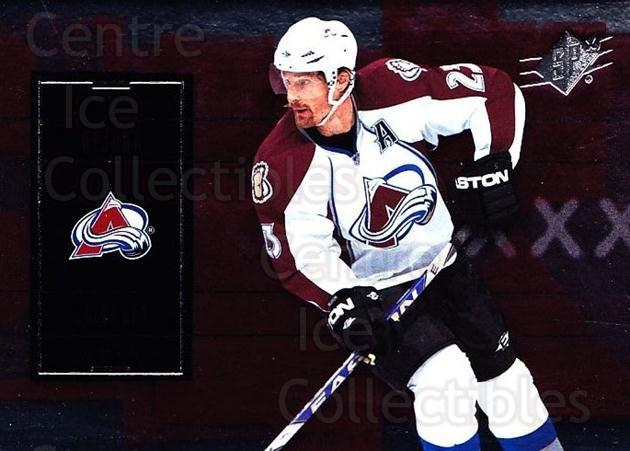 2009-10 Spx #68 Milan Hejduk<br/>5 In Stock - $1.00 each - <a href=https://centericecollectibles.foxycart.com/cart?name=2009-10%20Spx%20%2368%20Milan%20Hejduk...&quantity_max=5&price=$1.00&code=293370 class=foxycart> Buy it now! </a>
