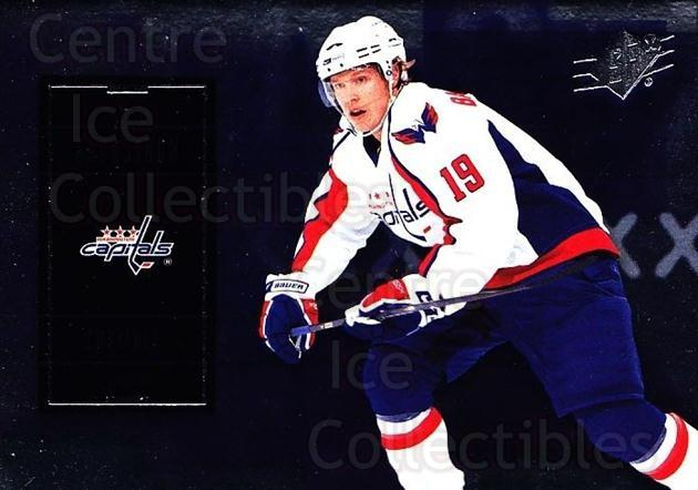 2009-10 Spx #84 Nicklas Backstrom<br/>3 In Stock - $1.00 each - <a href=https://centericecollectibles.foxycart.com/cart?name=2009-10%20Spx%20%2384%20Nicklas%20Backstr...&quantity_max=3&price=$1.00&code=293386 class=foxycart> Buy it now! </a>