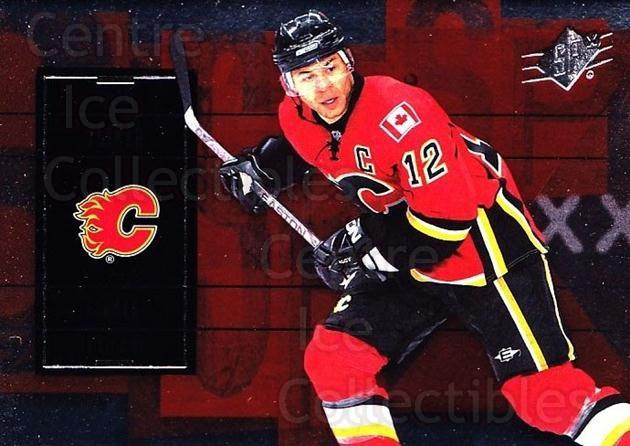 2009-10 Spx #90 Jarome Iginla<br/>5 In Stock - $1.00 each - <a href=https://centericecollectibles.foxycart.com/cart?name=2009-10%20Spx%20%2390%20Jarome%20Iginla...&quantity_max=5&price=$1.00&code=293392 class=foxycart> Buy it now! </a>