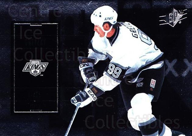 2009-10 Spx #99 Wayne Gretzky<br/>4 In Stock - $3.00 each - <a href=https://centericecollectibles.foxycart.com/cart?name=2009-10%20Spx%20%2399%20Wayne%20Gretzky...&quantity_max=4&price=$3.00&code=293401 class=foxycart> Buy it now! </a>