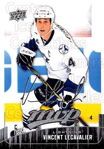 2009-10 Upper Deck MVP #32 Vincent Lecavalier<br/>5 In Stock - $1.00 each - <a href=https://centericecollectibles.foxycart.com/cart?name=2009-10%20Upper%20Deck%20MVP%20%2332%20Vincent%20Lecaval...&quantity_max=5&price=$1.00&code=293529 class=foxycart> Buy it now! </a>