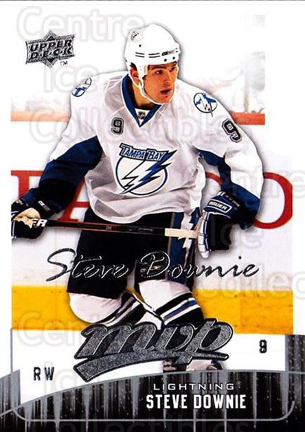 2009-10 Upper Deck MVP #34 Steve Downie<br/>5 In Stock - $1.00 each - <a href=https://centericecollectibles.foxycart.com/cart?name=2009-10%20Upper%20Deck%20MVP%20%2334%20Steve%20Downie...&quantity_max=5&price=$1.00&code=293531 class=foxycart> Buy it now! </a>
