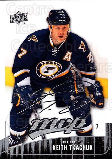 2009-10 Upper Deck MVP #48 Keith Tkachuk<br/>5 In Stock - $1.00 each - <a href=https://centericecollectibles.foxycart.com/cart?name=2009-10%20Upper%20Deck%20MVP%20%2348%20Keith%20Tkachuk...&quantity_max=5&price=$1.00&code=293545 class=foxycart> Buy it now! </a>