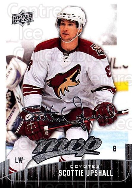 2009-10 Upper Deck MVP #74 Scottie Upshall<br/>2 In Stock - $1.00 each - <a href=https://centericecollectibles.foxycart.com/cart?name=2009-10%20Upper%20Deck%20MVP%20%2374%20Scottie%20Upshall...&quantity_max=2&price=$1.00&code=293571 class=foxycart> Buy it now! </a>