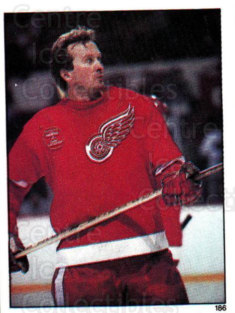 1982-83 O-Pee-Chee Stickers #186 Walt McKechnie<br/>6 In Stock - $2.00 each - <a href=https://centericecollectibles.foxycart.com/cart?name=1982-83%20O-Pee-Chee%20Stickers%20%23186%20Walt%20McKechnie...&quantity_max=6&price=$2.00&code=29360 class=foxycart> Buy it now! </a>