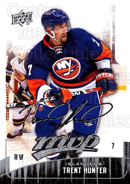 2009-10 Upper Deck MVP #114 Trent Hunter<br/>5 In Stock - $1.00 each - <a href=https://centericecollectibles.foxycart.com/cart?name=2009-10%20Upper%20Deck%20MVP%20%23114%20Trent%20Hunter...&quantity_max=5&price=$1.00&code=293611 class=foxycart> Buy it now! </a>