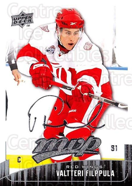 2009-10 Upper Deck MVP #193 Valtteri Filppula<br/>4 In Stock - $1.00 each - <a href=https://centericecollectibles.foxycart.com/cart?name=2009-10%20Upper%20Deck%20MVP%20%23193%20Valtteri%20Filppu...&quantity_max=4&price=$1.00&code=293690 class=foxycart> Buy it now! </a>