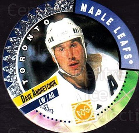 1994-95 Canada Games NHL POGS #229 Dave Andreychuk<br/>5 In Stock - $1.00 each - <a href=https://centericecollectibles.foxycart.com/cart?name=1994-95%20Canada%20Games%20NHL%20POGS%20%23229%20Dave%20Andreychuk...&quantity_max=5&price=$1.00&code=2936 class=foxycart> Buy it now! </a>
