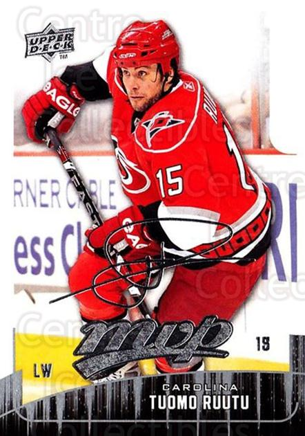 2009-10 Upper Deck MVP #240 Tuomo Ruutu<br/>5 In Stock - $1.00 each - <a href=https://centericecollectibles.foxycart.com/cart?name=2009-10%20Upper%20Deck%20MVP%20%23240%20Tuomo%20Ruutu...&quantity_max=5&price=$1.00&code=293737 class=foxycart> Buy it now! </a>