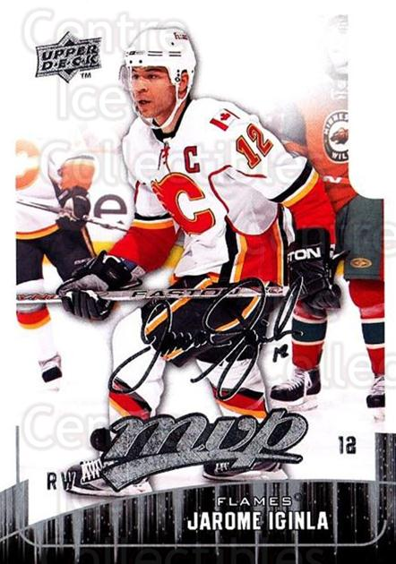 2009-10 Upper Deck MVP #248 Jarome Iginla<br/>2 In Stock - $1.00 each - <a href=https://centericecollectibles.foxycart.com/cart?name=2009-10%20Upper%20Deck%20MVP%20%23248%20Jarome%20Iginla...&quantity_max=2&price=$1.00&code=293745 class=foxycart> Buy it now! </a>