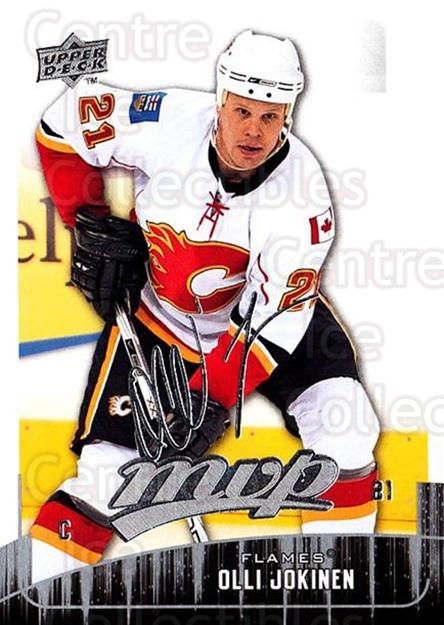 2009-10 Upper Deck MVP #249 Olli Jokinen<br/>5 In Stock - $1.00 each - <a href=https://centericecollectibles.foxycart.com/cart?name=2009-10%20Upper%20Deck%20MVP%20%23249%20Olli%20Jokinen...&quantity_max=5&price=$1.00&code=293746 class=foxycart> Buy it now! </a>