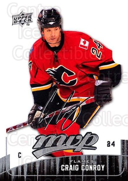 2009-10 Upper Deck MVP #252 Craig Conroy<br/>4 In Stock - $1.00 each - <a href=https://centericecollectibles.foxycart.com/cart?name=2009-10%20Upper%20Deck%20MVP%20%23252%20Craig%20Conroy...&quantity_max=4&price=$1.00&code=293749 class=foxycart> Buy it now! </a>