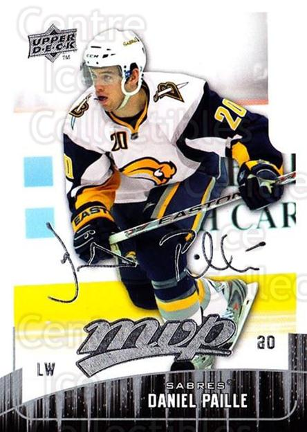 2009-10 Upper Deck MVP #265 Daniel Paille<br/>5 In Stock - $1.00 each - <a href=https://centericecollectibles.foxycart.com/cart?name=2009-10%20Upper%20Deck%20MVP%20%23265%20Daniel%20Paille...&quantity_max=5&price=$1.00&code=293762 class=foxycart> Buy it now! </a>