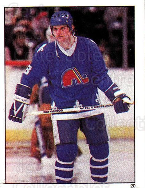 1982-83 O-Pee-Chee Stickers #20 Marian Stastny<br/>1 In Stock - $2.00 each - <a href=https://centericecollectibles.foxycart.com/cart?name=1982-83%20O-Pee-Chee%20Stickers%20%2320%20Marian%20Stastny...&quantity_max=1&price=$2.00&code=29376 class=foxycart> Buy it now! </a>